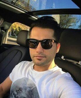 احمد سعیدی ناز نکن