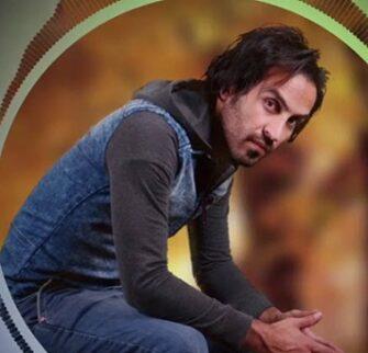 احمد سلو عشق مجازی